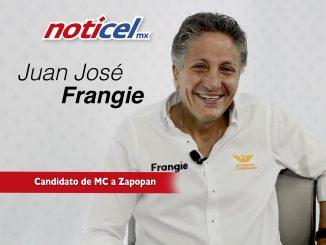 Frangie, confianza y experiencia